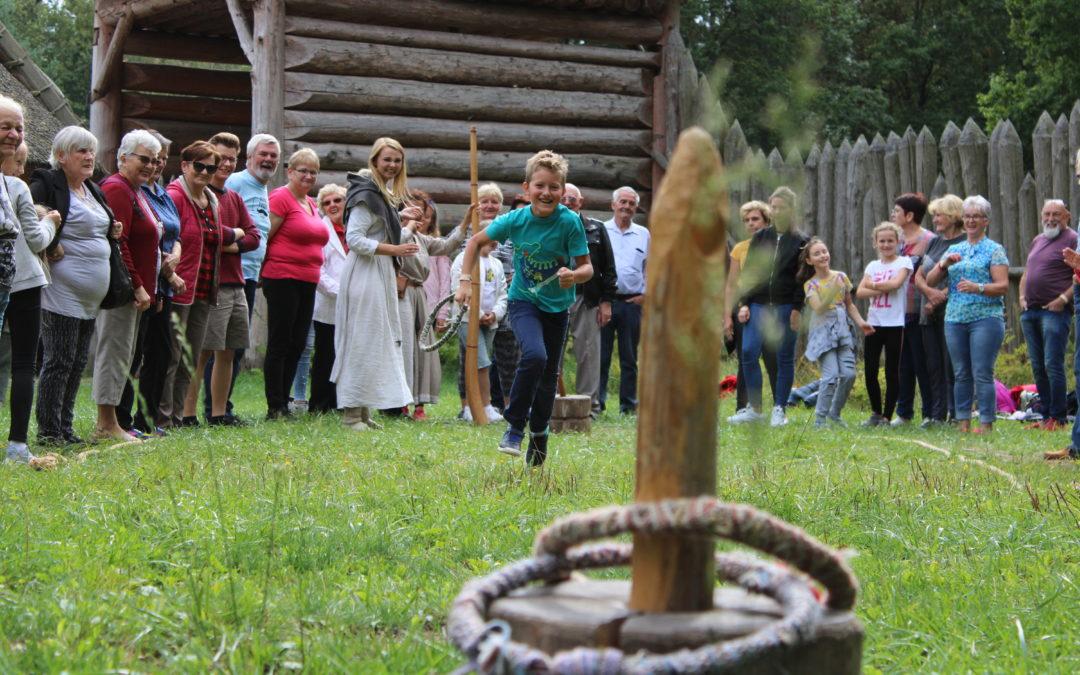 Międzypokoleniowy Inkubator Kultury – Osada Słowiańska Sławutowo