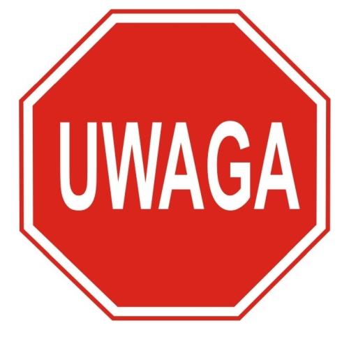 Odwołane zajęcia, spotkania i wyjazdy Choczewskiego UTW